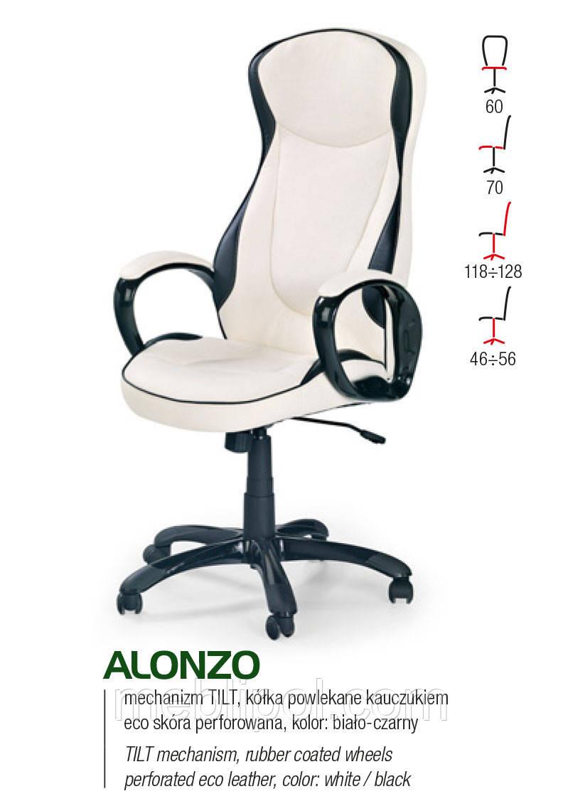 Стул офисный ALONZO - интернет-магазин MebliPol                                       в Львовской области