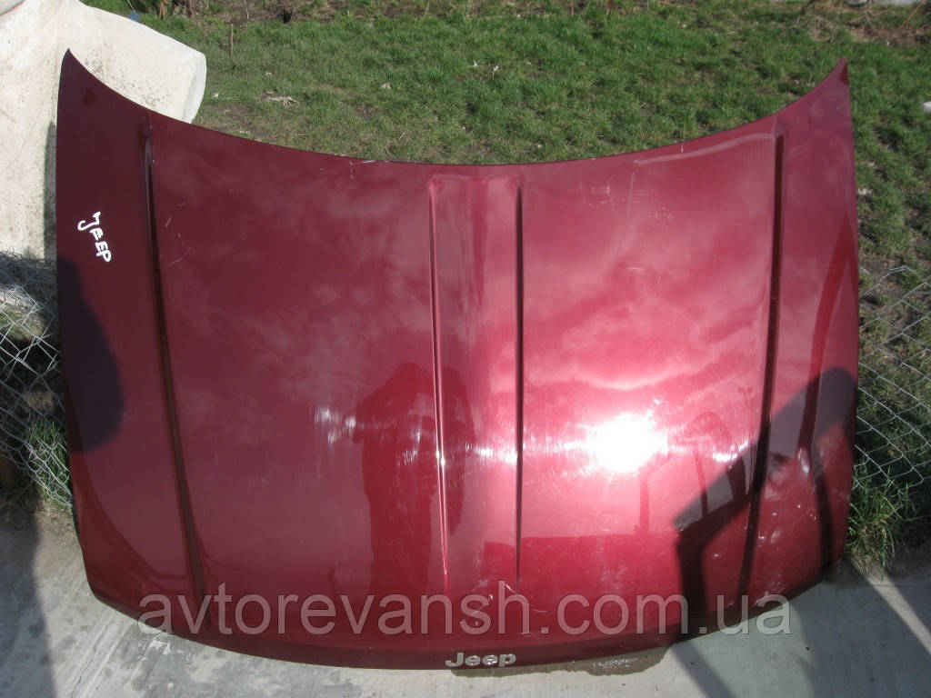 Капот на Джип Гранд Чероки бу есть цвета на выбор Jeep Grand Cherokee, фото 1