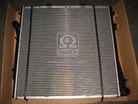 Радиатор охлаждения двигателя BMW X5 30/44 30D AT (Van Wezel). 06002275