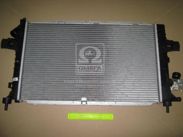 Радиатор охлаждения OPEL ASTRA H (04-) 1.3-1.9CDTi (пр-во Nissens). 63029A