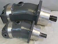 Гідромотор 210.20.11.20 Б (шпонковий вал, різьблення) аксіально-поршневий