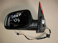 Зеркало левое Джип Гранд Чероки бу Jeep Grand Cherokee, фото 1