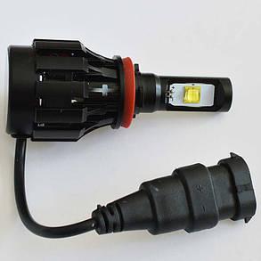 Комплект светодиодных ламп в основные фонари под цоколь H11/H8 Cree 30W 3500 Люмен/Комплект, фото 2