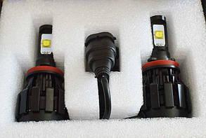 Комплект светодиодных ламп в основные фонари под цоколь H11/H8 Cree 30W 3500 Люмен/Комплект, фото 3