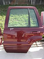 Дверь задняя левая Джип Гранд Чероки бу разные цвета и комплектация Jeep Grand Cherokee, фото 1
