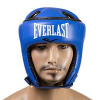 Шлем открытый Flex Everlast синий EVF450