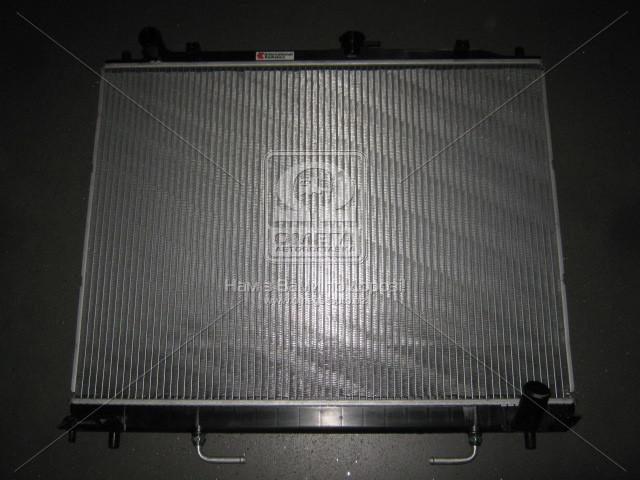 Радиатор охлаждения MITSUBISHI PAJERO4 32TD AT +/-AC 99- (пр-во Van Wezel). 32002163
