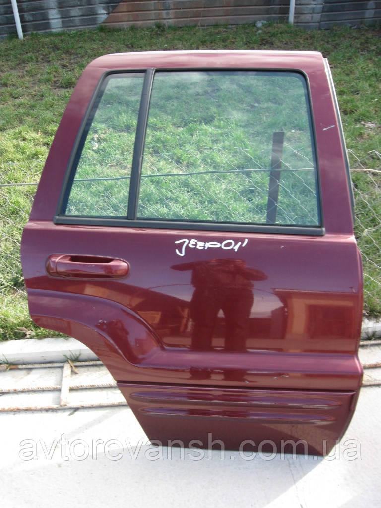 Дверь задняя правая Джип Гранд Чероки бу Jeep Grand Cherokee, фото 1
