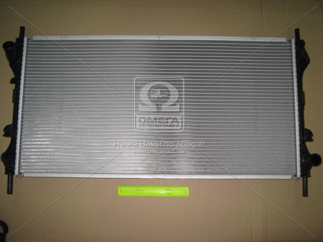 Радиатор охлаждения FORD TRANSIT (FY) (00-) 2.0 (пр-во Nissens). 62046A