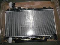 Радиатор охлаждения двигателя TOYOTA RAV4 AT 00-03 (пр-во NRF). 58415