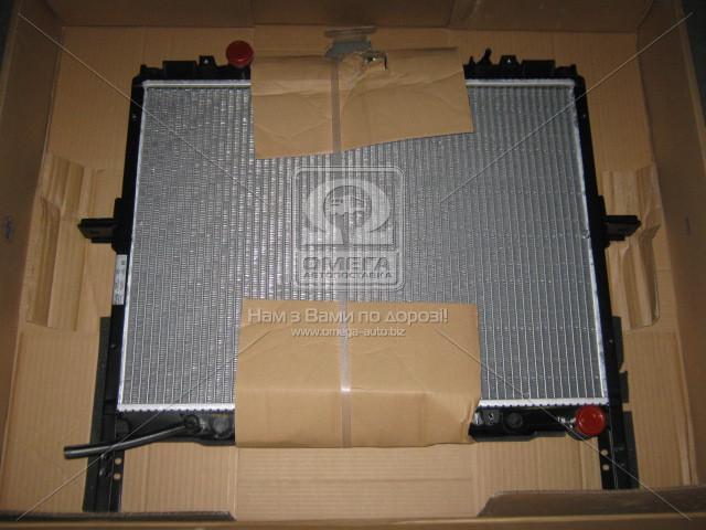 Радиатор охлаждения KIA SORENTO I (BL) (02-) 2.5 CRDi (пр-во Nissens). 66658