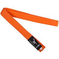 Пояс кимоно Combat желтый CP-280 Оранжевый