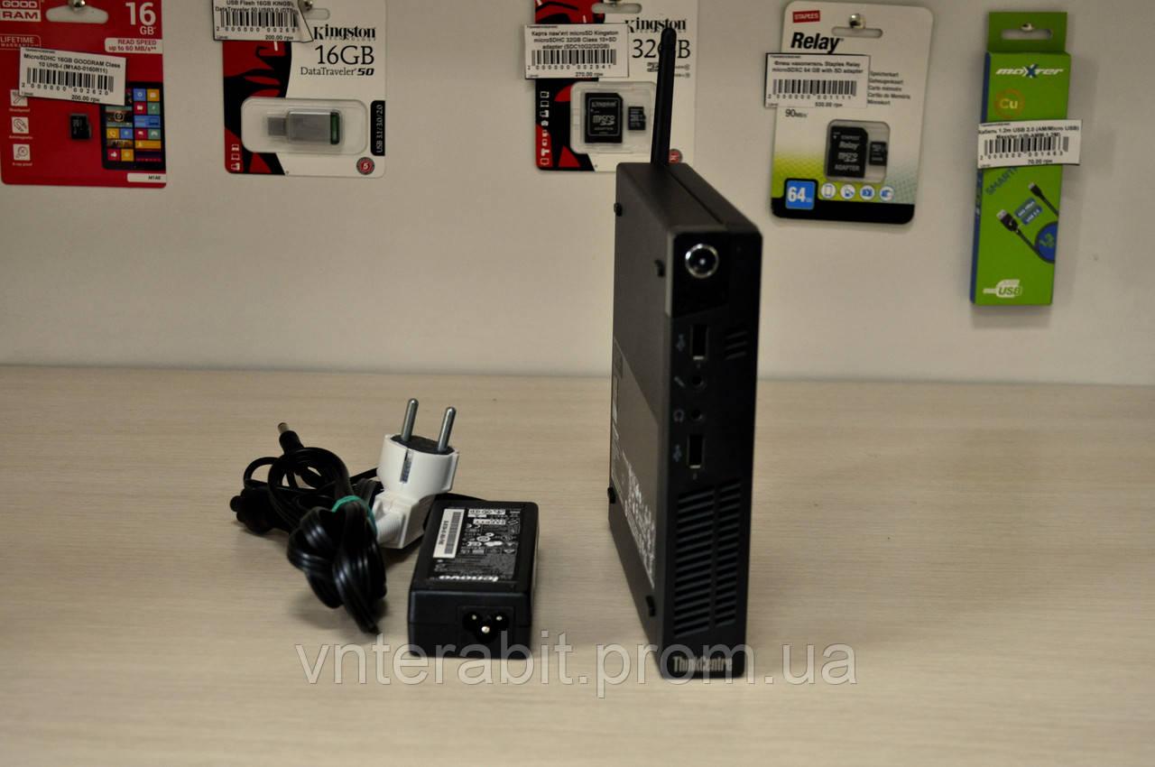 Системный блок Lenovo ThinkCentre M72e Tiny Core i3-3220T 4GB 500GB