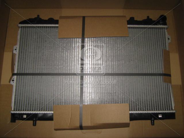 Радиатор охлаждения KIA CERATO 1,6/2,0 МТ (пр-во Nissens). 66648