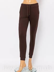 Спортивные брюки женские JOGGY J5887 BROWN