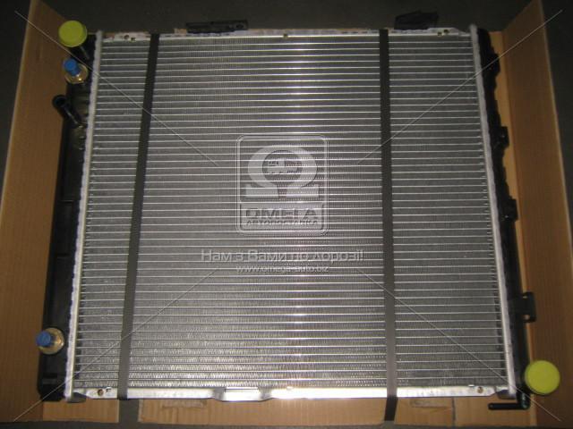 Радиатор охлаждения двигателя MB W124 25D/30D 93-95 (Van Wezel). 30002178