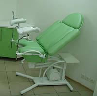 Кресло гинекологическое смотровое КС-3РГ с гидравлической регулировка высоты, фото 1