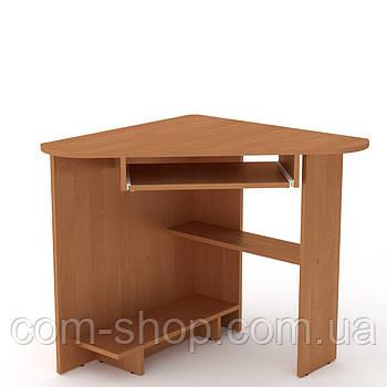 Стол письменный СУ-15 ольха  (76х76х74 см)