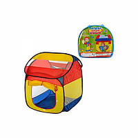 Детская игровая палатка Bambi M 0509