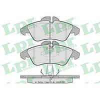 Тормозные колодки передние система ATE Mercedes Vito 2.3D/2.2CDI 96-03 LPR 05P608