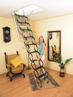 Чердачная лестница OMAN - FLEX TERMO, фото 2
