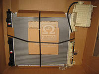 Радиатор охлаждения MERCEDES VITO I W638 (96-) (пр-во Nissens). 62561A