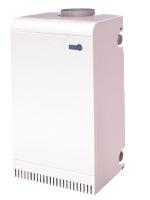 Газовый дымоходный котел Вулкан-10ве (двухконтурный)