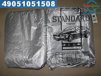 ⭐⭐⭐⭐⭐ Тент авто седан Polyester L 483*178*120 <STANDARD>  ST-L01
