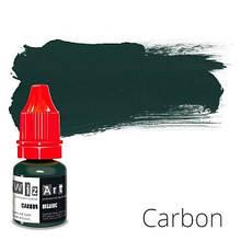 Пигмент для татуажа WizArt Organic Carbon 5 мл