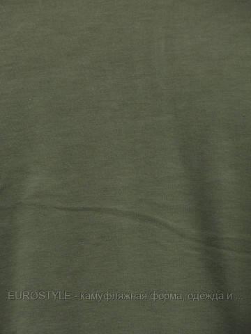 Купить ткань олива трикотаж
