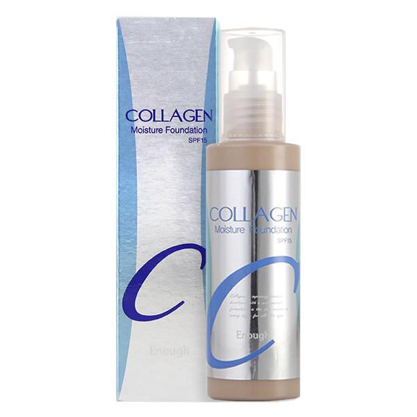 Enough Collagen moisture foundation SPF15 Увлажняющий тональный крем с коллагеном