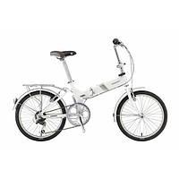 Городской складной велосипед Giant FD 806 белый (GT)