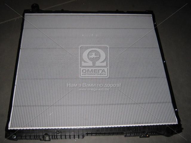 Радиатор охлаждения SCANIA R 340-620 04- (пр-во Nissens). 64067A