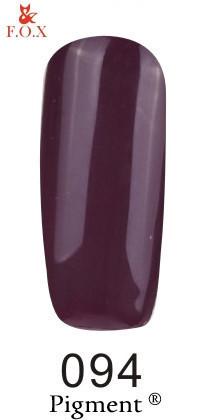 Гель-лак F.O.X. №094 6 ml