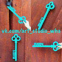 Декоративный ключ
