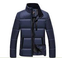Мужская куртка пуховик, разные цвета  МК-208-О, фото 1
