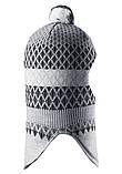Зимняя шапка - шлем для мальчика Reima Valittu 518532R-9151. Размеры 46 - 54., фото 3