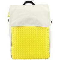 Рюкзак Fliplid Бело-желтый Upixel  Upixel (WY-A005G)