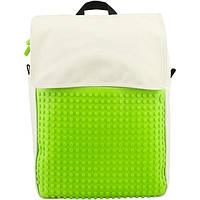 Рюкзак Fliplid Бело-зеленый Upixel  Upixel (WY-A005J)