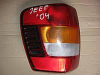 Стоп задний левый Джип Гранд Чероки бу Jeep Grand Cherokee, фото 1