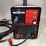 Зварювальний напівавтомат інверторного типу Сталь MIG-240, фото 4