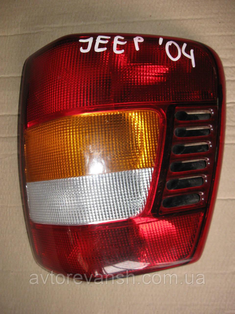 Стоп задний правый  Джип Гранд Чероки бу Jeep Grand Cherokee, фото 1