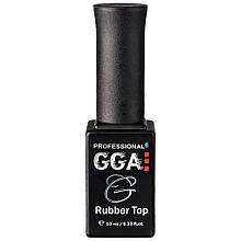 Каучуковый топ для гель лака GGA Professional Rubber Top 10 мл