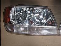 Фара передняя правая  Джип Гранд Чероки бу Jeep Grand Cherokee