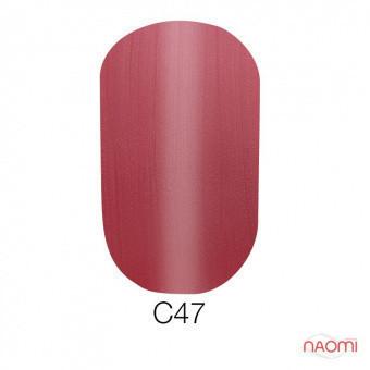 Гель-лак Naomi Cat Eyes С47, 6 мл
