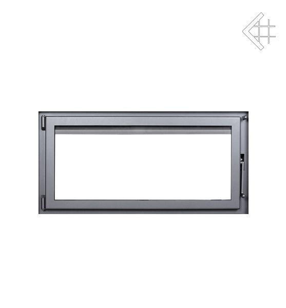 Дверцы для каминной топки KRATKI Mila 606х1132 см