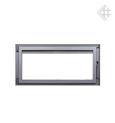 Дверцы для каминной топки KRATKI Mila 606х1132 см, фото 2