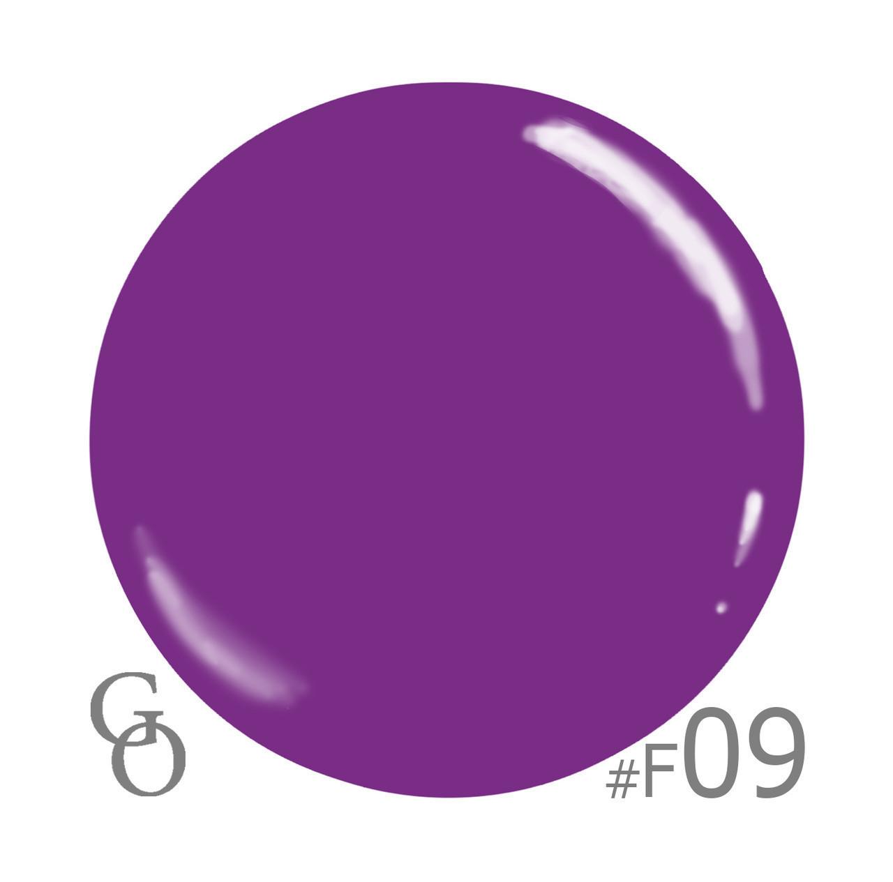 Гель-лак GO Fluo 09