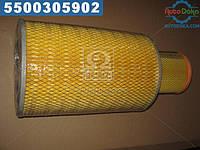 ⭐⭐⭐⭐⭐ Элемент фильтра воздушного ДОН 1500Б, Дон-1200, Т-150 ( двигатель ЯМЗ-238)  (Феникс, Украина)  АФВ 250И