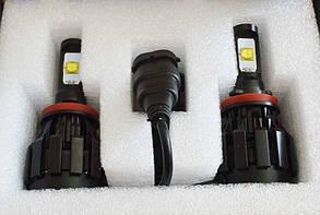 Комплект светодиодных ламп в основные фонари под цоколь HB4 (9006) Cree 30W 3500 Люмен/Комплект, фото 2